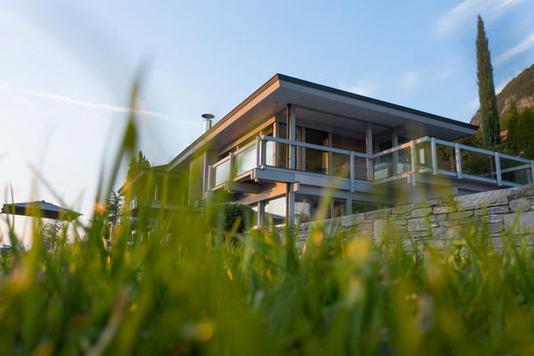 Architecte et constructeur de villas lumineuses et contemporaines
